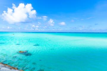 宮古島 17エンド 宮古ブルー 海