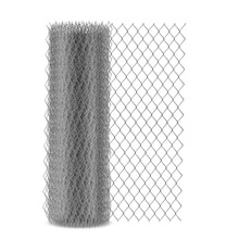 Chain Link Mesh Fencing With H...