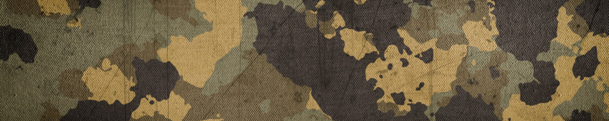 Camouflage cloth texture. Abstract background and texture for design.