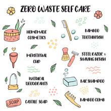 Zero Waste Lifestyle. Tips For Self Care