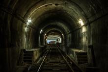 Exploration Of Paris Metro Tunnels.