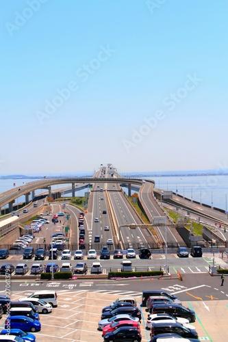 海ほたる・東京湾アクアライン