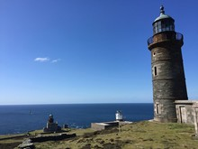 The 4 Lighthouses Of The Calf Of Man, Isle Of Man