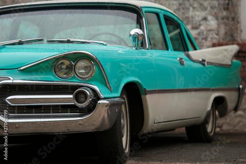 Foto op Aluminium Vintage cars Oldtimer, US Cars