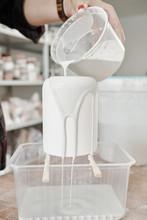 Process Of Making Porcelain Pot
