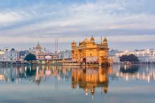 India, Punjab, Amritsar, - Gol...