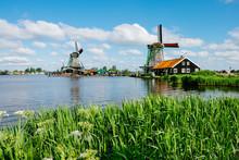 Zaanse Schans Windmill - Netherlands