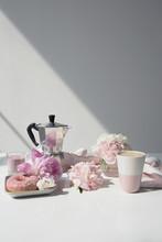 Romantic Morning Still Life