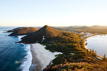 Zenith Beach At Sunset, From M...