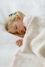 Face Of Child Sleeping