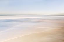 Slow Shutter Exposure Of Waves...