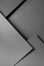 Metallic Paper Material Design