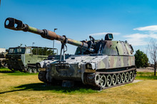 M109 Self Propelled Howitzer