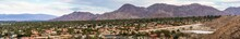 Panoramic View Of Palm Desert,...