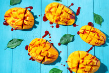 Mexican Snack: Cutted Tropical...