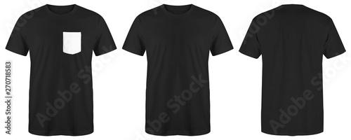 Cuadros en Lienzo Blank t shirt set bundle pack