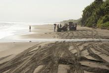 ATV Adventure On The Beach In Bali