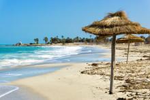 Beach In The Coastal Area Of D...