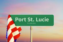 Port St. Lucie – Florida. Ro...