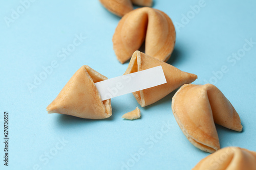 Photographie  Chinese fortune cookies