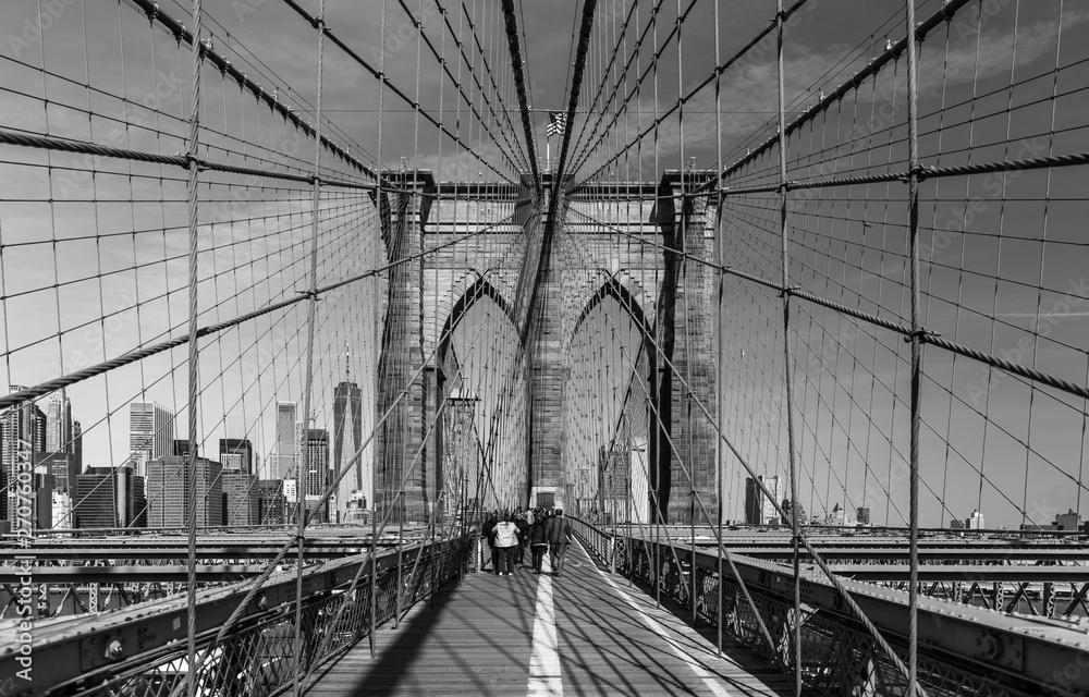 Fototapeta Brooklyn Bridge III
