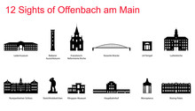 12 Sights Of Offenbach Am Main