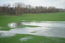 Überschwemmung Hochwasser