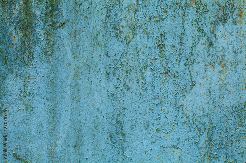 Photo Stands Asia Country Old cian textures wall background. Perfect background with space.