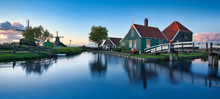 Zaanse Schans & Sunset