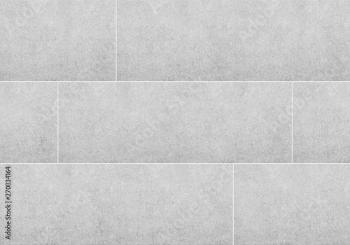 Slika na platnu grey stone tile, concrete texture, cement background   -