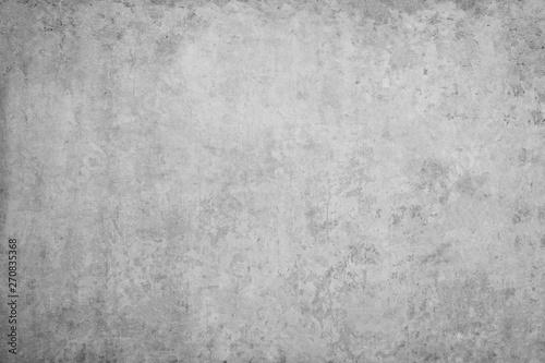 Fototapeta concrete   background -  cement stone texture, grey obraz na płótnie
