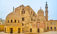 The Old Complex Of Amir Khayrbak, Cairo, Egypt