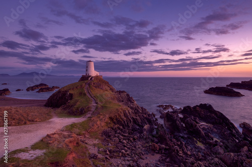 Foto op Aluminium Kust sunset on anglesey wales uk