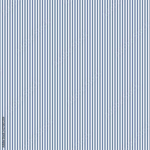 Valokuvatapetti Seersucker Stripes Seamless Pattern - Classic seersucker stripes repeating patte