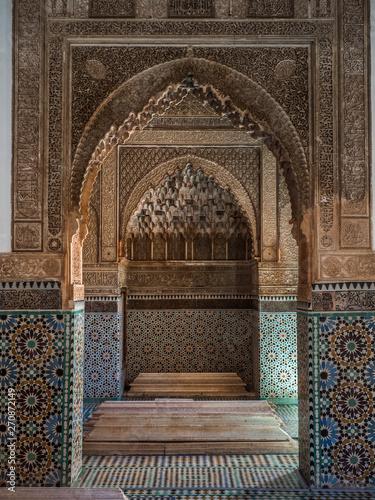 Obraz na płótnie Marrakech