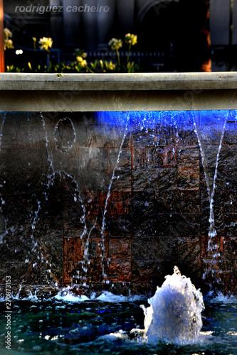 Foto auf AluDibond Stadion Fuente de Pza. Independencia (Mercedes-Uruguay)