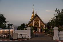 Buddhist Temple Of Chang Kum, Nan Province, Thailand