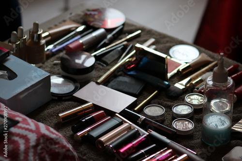 Canvas Print Maquillage