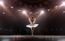 Ballet. Classical Ballet Perfo...