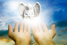 Guardian Angel Archangel With ...