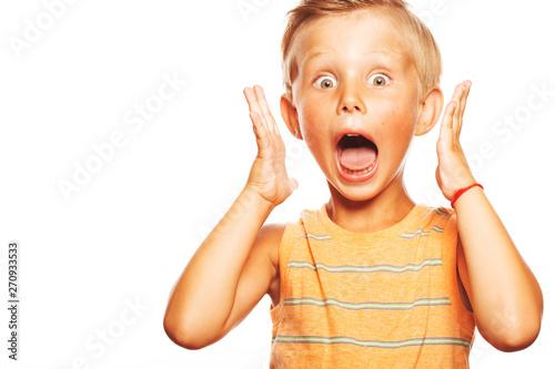 Fototapeta  Oh, my God, Can't believe it, School Gossip concept