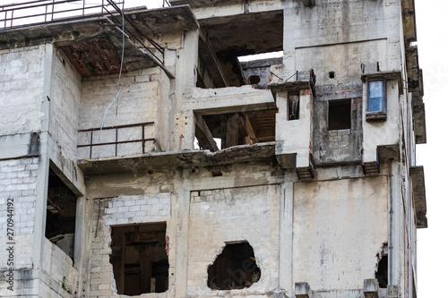 Fototapety, obrazy: Urban exploration / Abandoned quarry