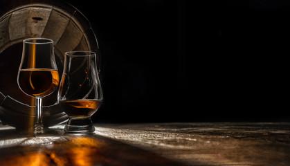 Calvados, digestif, aperitif, cognac - aged in an oak barrel