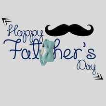 Happy Father's Day Calligrap...
