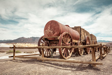 Historic Wagon That Was Used I...