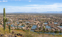 Landscape View Glendale Arizona