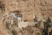 Saint George Monastery In Jude...