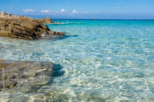 Fotografia, Obraz Mare di Santa Teresa di Gallura in Sardegna
