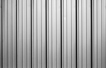 Corrugated Metal Sheet Texture...