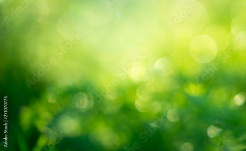 Photo sur Aluminium Londres Abstract blurred image of nature green with sun light flare, summer texture background or wallpaper
